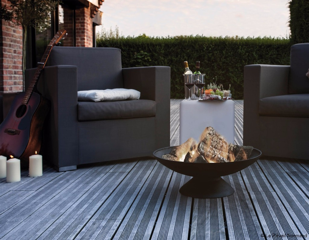 les barbecues s utilisent toute l ann e article le. Black Bedroom Furniture Sets. Home Design Ideas